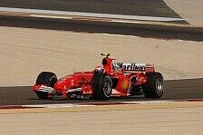 Formel 1 - Testing Time, Mugello: Marc Gené gibt V-Acht