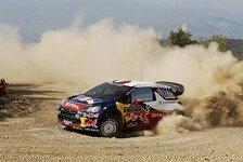 WRC - Loeb: Neuseeland Höhepunkt auf Schotter