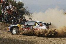 WRC - Neuville: Erst Speed, dann Konstanz