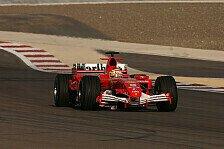 Formel 1 - Bilder: Bahrain vom 19.-22. November - Bahrain-Testfahrten vom 19.-22. November