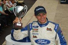 WRC - Solberg glaubt an Sieg in dieser Saison
