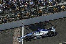 IndyCar - Sato aufgebracht über Franchitti