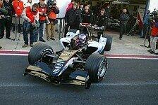 Formel 1 - Stoddart: Katherine Legge hat eine Zukunft in der F1!