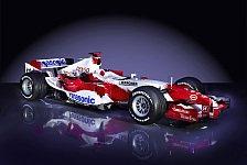 Formel 1 - Überraschung: Toyota stellte den TF106 vor!
