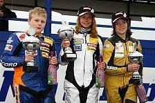 ADAC Mini Bike Cup - Jennifer Küther gewinnt als erstes Mädchen