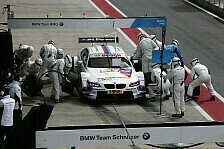 DTM - Werner & Tomczyk: Gute Basis gelegt