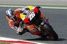 MotoGP - Werks-Hondas im 3. Training wieder vorne