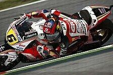 MotoGP - Bradl traut sich im Rennen einiges zu