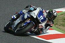 MotoGP - Spies möchte nur ein problemfreies Rennen