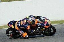 Moto3 - Cortese im letzten Training vorn