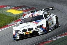 DTM - BMW: Probleme bei den Testfahrten