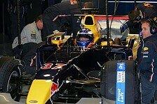 Formel 1 - Red Bull Racing: Robert Doornbos als dritter Mann bestätigt!
