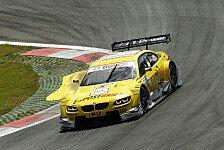 DTM - Werner über BMW-Pace erfreut