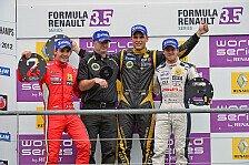 WS by Renault - Bilder: Belgien - 4. & 5. Lauf