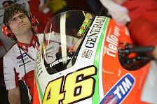 MotoGP - Preziosi war nicht überrascht