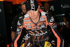 MotoGP - Auch Edwards verflucht Bedingungen