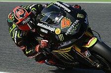 MotoGP - Dovizioso fährt zum ersten Mal aufs Podest