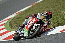 MotoGP - Bradl fand nur vorne Zugewinne