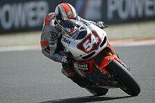 MotoGP - Pasini mit Tag 1 zufrieden