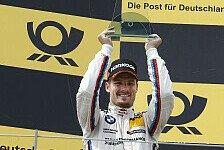 DTM - Tomczyk: Von BMW etwas überrascht