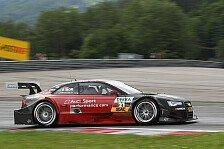 DTM - Nürnberg: Audi-Piloten wissen um die Challenge