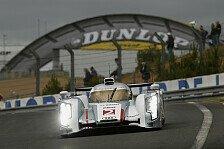 24h von Le Mans - Vortest: Audi am Nachmittag wieder vorne