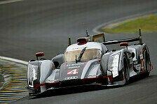 24h von Le Mans - Audi mit Innovationsschub in Le Mans