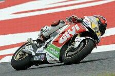 MotoGP - Bradl will eindeutiges Wetter