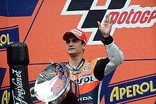 MotoGP - Pedrosa lässt sich nicht beeinflussen