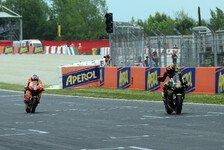 MotoGP - Spies: Besseres Racing führt über Reifen
