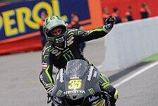 MotoGP - Crutchlow hätte gern ein Werksbike bei Tech 3