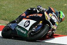 Moto2 - 2. Training bringt Espargaro-Bestzeit ohne Wert