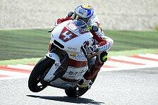 Moto2 - Krummenacher freut sich