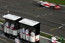 Formel 1 - Erfolgreiche Premiere: Der neue Toyota ist auf Anhieb schnell