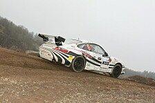 DRS - Zeltners gewinnen S-DMV Thüringen Rallye