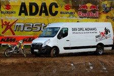ADAC MX Masters - Opel offizieller Partner des ADAC MX Masters