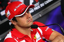 Formel 1 - Massa baut auf Monaco-Aufschwung
