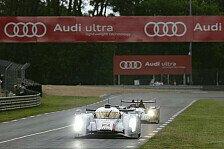 WEC - Le Mans: Audi hat das richtige Setup gefunden