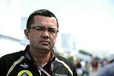 Formel 1 - Boullier: Kubica hat den Kontakt abgebrochen