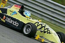 ADAC Formel Masters - Nici Pohler mit ADAC Formel Masters in der Lausitz