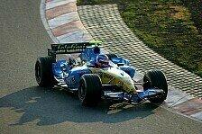 Formel 1 - RoC: Demorunden von Montagny und Bourdais