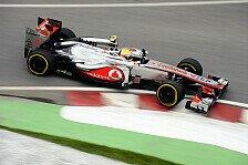 Formel 1 - Halbzeitbilanz: McLaren