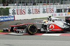 Formel 1 - Hamilton erwartet starke Ferrari