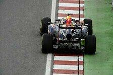 Formel 1 - Webber trotz P12 optimistisch