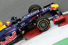 Formel 1 - Webber: Je heißer desto besser