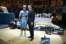 Formel 1 - Bilder: Renault Weltmeisterschaftsfeier