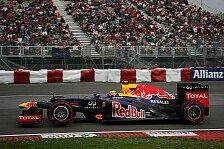 Formel 1 - Webber von Startplatz vier positiv überrascht