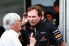 Formel 1 - Horner: Kein Interesse an Ecclestone-Nachfolge