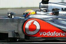 Formel 1 - McLaren kämpfte mit den Reifen