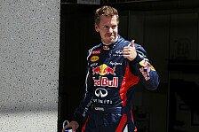 Formel 1 - Vettel: Es sah am Anfang eng aus